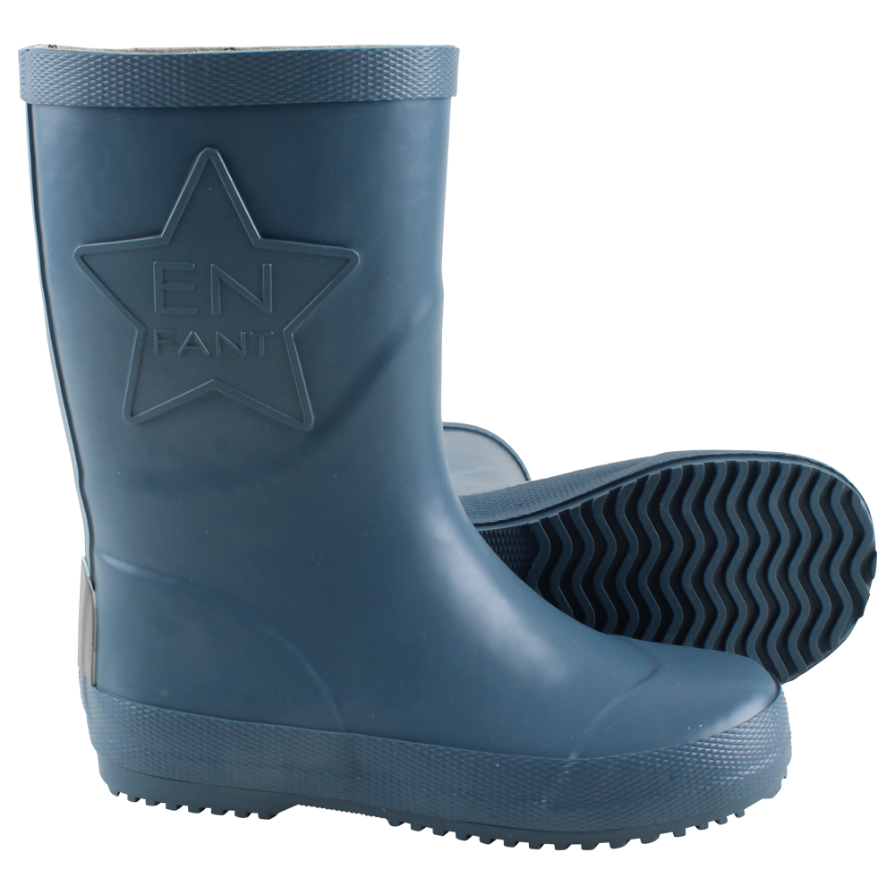 6b8add9ea6b6 EnFant POSEIDON Rain Boot Gumáky Blue