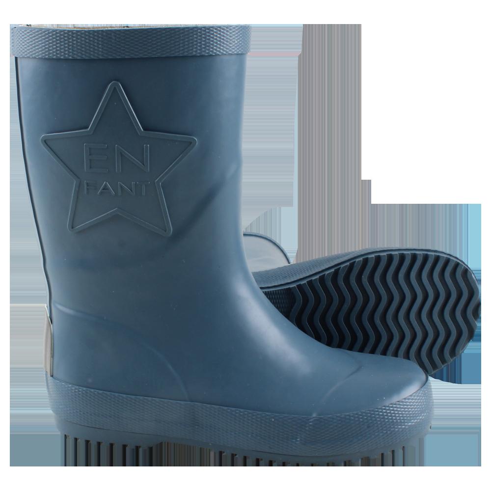 6b8add9ea6b6 EnFant POSEIDON Rain Boot Gumáky Blue