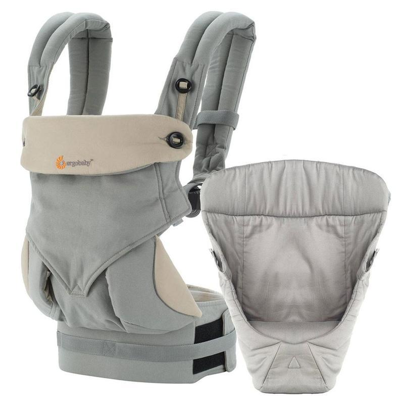 ERGOBABY SET 360 BOJ - GREY