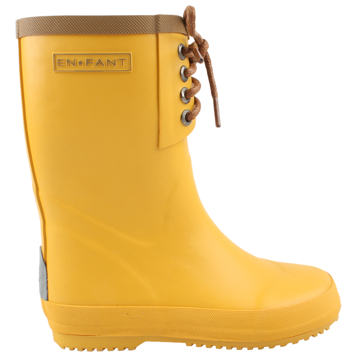 EnFant NEPTUNE Rain Boot Gumáky Yellow