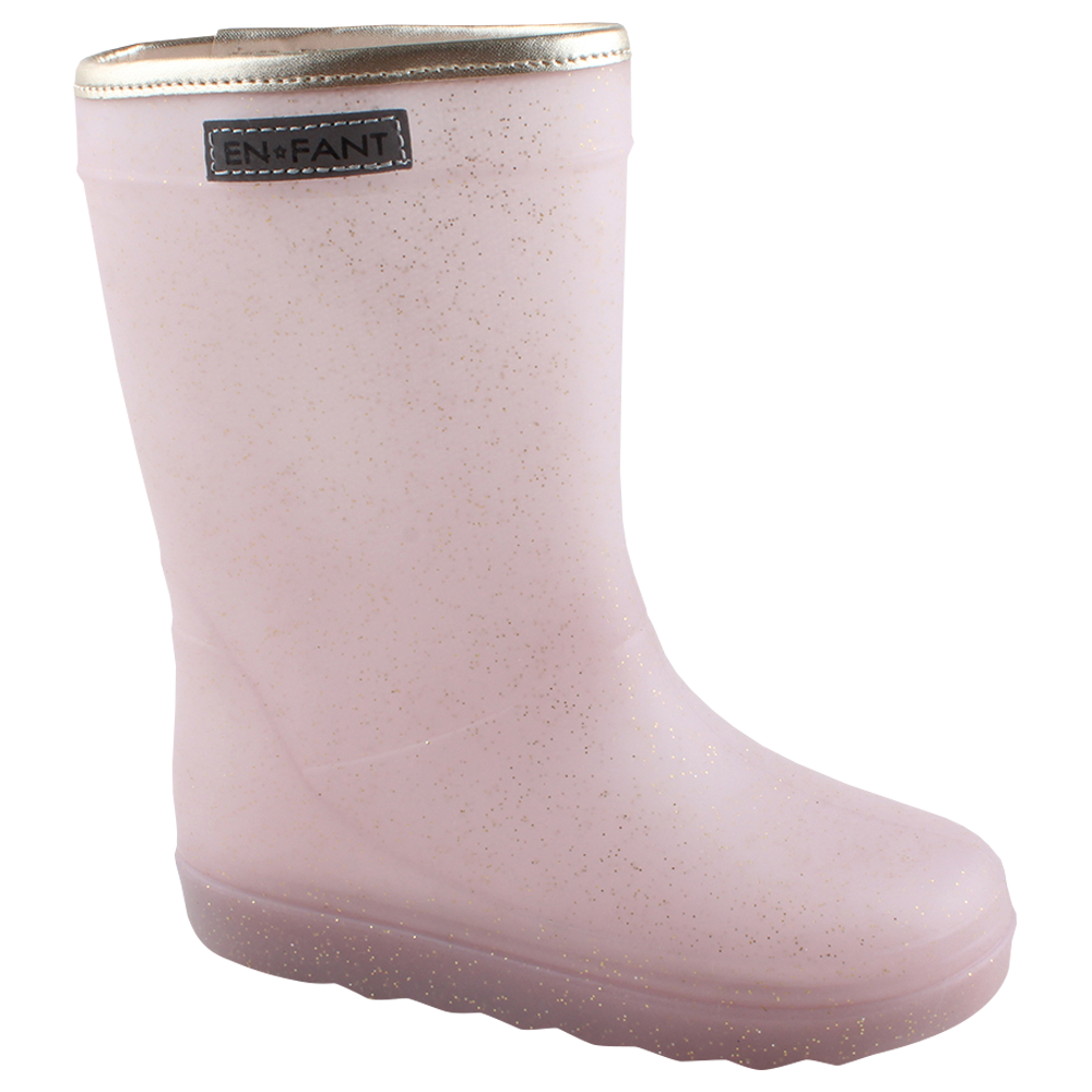 EnFant TRITON Rain Boot Gumáky Rose Gold
