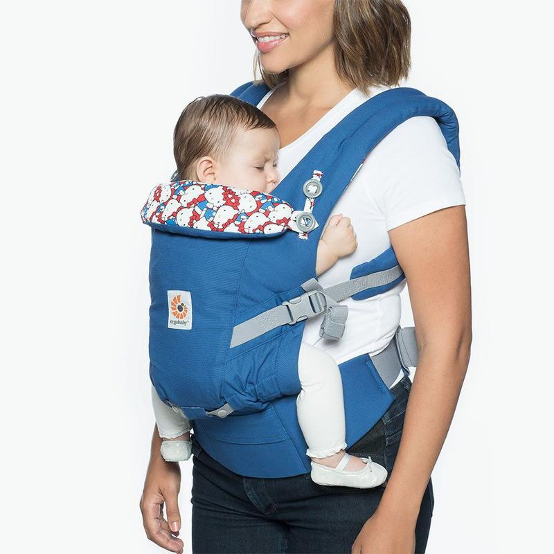 ERGOBABY ADAPT Nosítko - HELLO KITTY CLASSIC