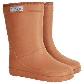 PŘEDOBJEDNÁVKA EnFant Thermo Boot - Lether Brown