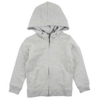 NORDIC LABEL Mikina - Grey Melange