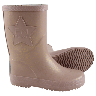 EnFant POSEIDON Rain Boot Gumáky Rose Gold