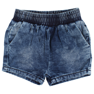 SMALL RAGS IBI Šortky Denim