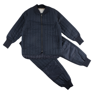 EnFant Souprava Thermal Dark Navy