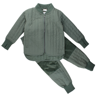 EnFant Souprava Thermal Duck Green