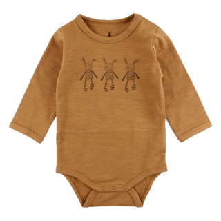 SMALL RAGS Hope Body Bone Brown