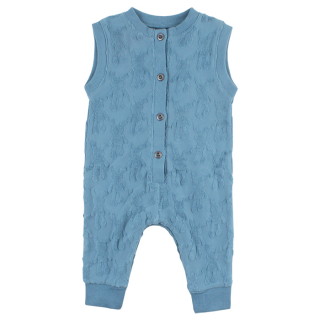 SMALL RAGS Gavi Playsuit Overal Aegean Blue