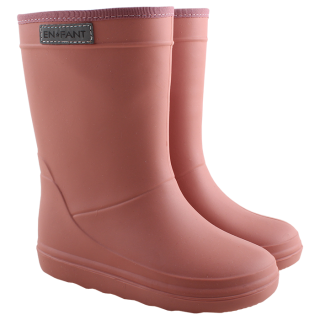 EnFant TRITON Rain Boot Gumáky Old Rose