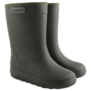 EnFant TRITON Rain Boot Gumáky Dark Green