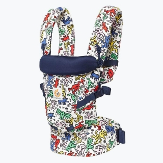 ERGOBABY Adapt Nosítko Original -Keith Haring Pop